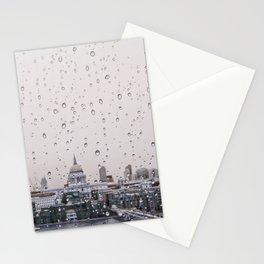 Rainy St. Paul's Stationery Cards