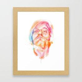Ricardo Villalobos Framed Art Print