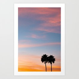 California Dreamin' (1) Art Print