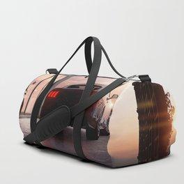 Welcome home Duffle Bag