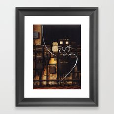 Gentelman Framed Art Print