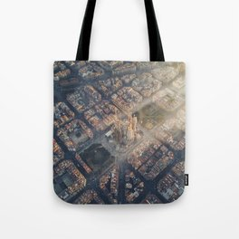 Let there be light! Tote Bag