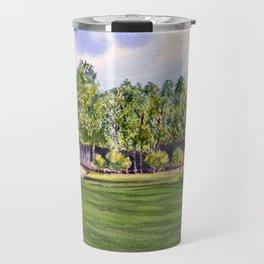 Pinehurst Golf Course No2 Hole 17 Travel Mug