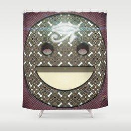 Woke Shower Curtain