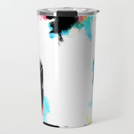Cool guys don't look at explosions Travel Mug