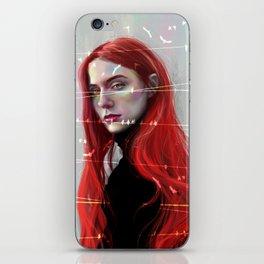 Beautiful Hell iPhone Skin