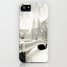 New York City iPhone SE Slim Case