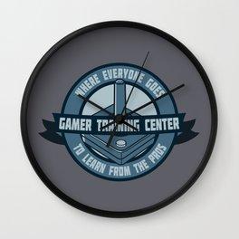 Go Pro! Wall Clock