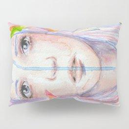 Rainbow eyes Pillow Sham