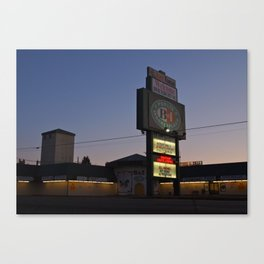 Tacoma's B&I Canvas Print