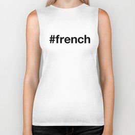 FRANCE Biker Tank
