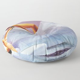Sirenas Floor Pillow