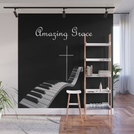 Amazing Grace Wall Mural