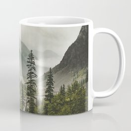 Mountain Valley of Forever Coffee Mug