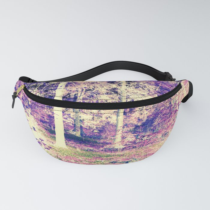Lavender Forest Fanny Pack