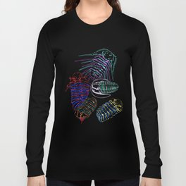 Silurian and Devonian Era Trilobites 2 Long Sleeve T-shirt