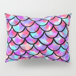 I'd Rather Be a Mermaid Pillow Sham