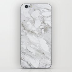 Calacatta Marble iPhone & iPod Skin