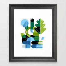 Biology Framed Art Print