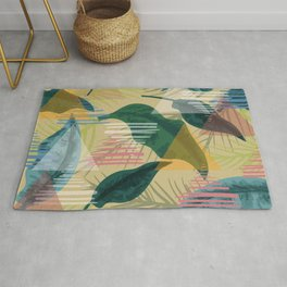 Abstact Nature Rug