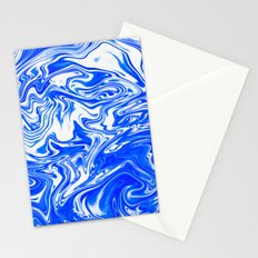 Marbled XX Stationery Cards