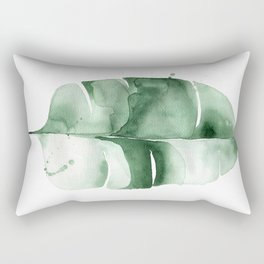 Banana Leaf no. 6 Rectangular Pillow