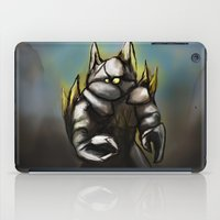 rocky iPad Cases featuring Rocky by Wesley S Abney
