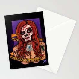 Beauty Is Skin Deep Stationery Cards
