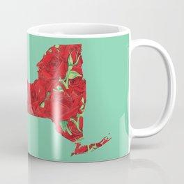 New York in Flowers Coffee Mug