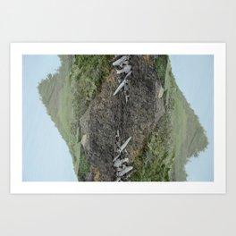 Pacific Rim National Park Art Print