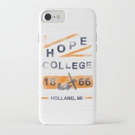 Hope College iPhone Case