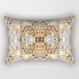 Winter bloom Rectangular Pillow