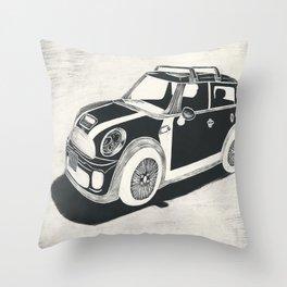 Stylin Mini Throw Pillow