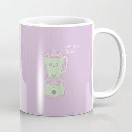 Mixed Feelings #kawaii #blender Coffee Mug