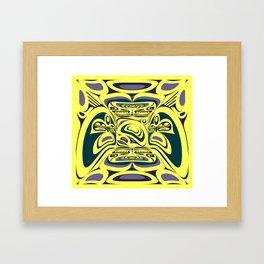 Claustrophobia Framed Art Print