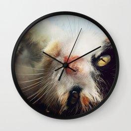 Playful Wall Clock