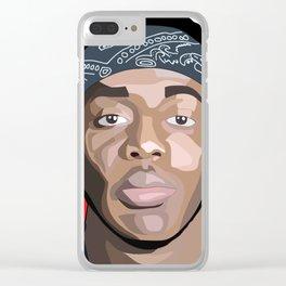 KSI Clear iPhone Case