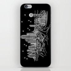 Dallas, Texas City Skyline iPhone & iPod Skin