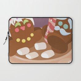 Gingerbread Love Laptop Sleeve