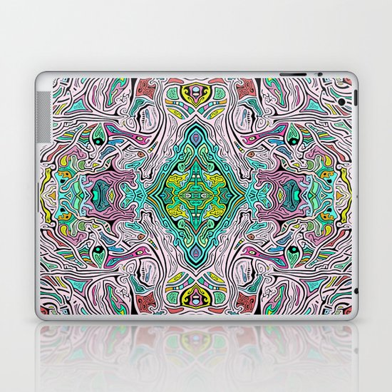 Is (version 3) Laptop & iPad Skin