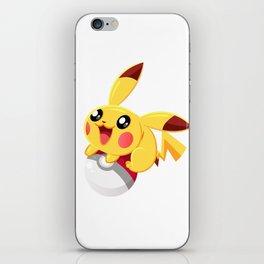 PikaGo iPhone Skin