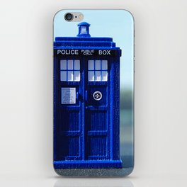 The Doctor Is In iPhone Skin