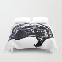 darth vader Duvet Covers featuring Darth Vader by deathtowitches