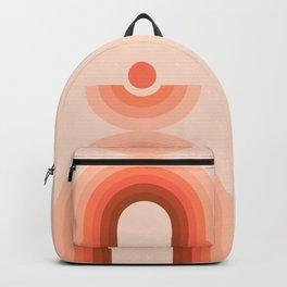 Abstraction_NEW_SUN_RAINBOW_Minimalism_002 Backpack