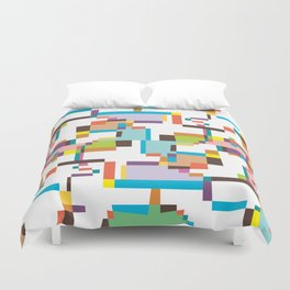 Reflections 3 Duvet Cover