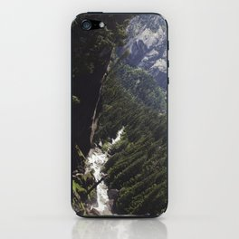 yosemite nature iPhone Skin