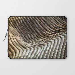 Coiled Lines Laptop Sleeve