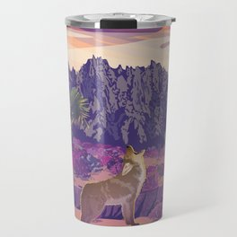 Castle Mountains National Monument Refuge Travel Mug