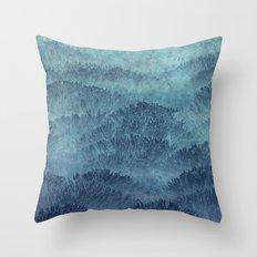 Eastern Hills Throw Pillow