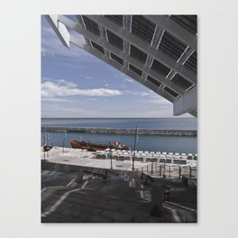 BCN Canvas Print